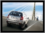 Chevrolet Captiva, Most